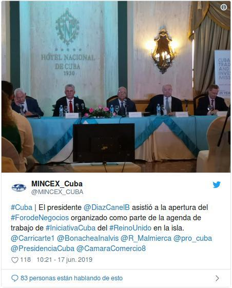Cuba inversiones