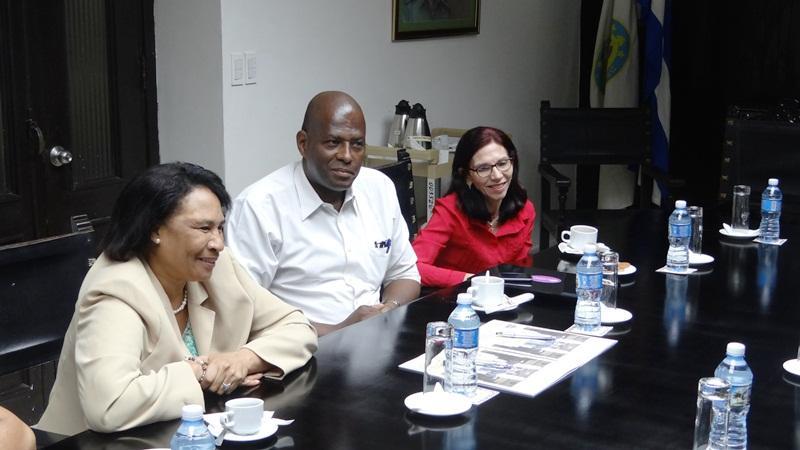 Rectora de la Universidad de la Habana